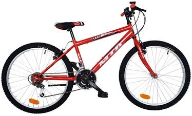 """Jalgratas Esperia MTB 8450, punane, 16.5"""", 24"""""""