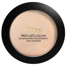 Milani Prep+Set+Go Transparent Face Powder 6.8g 02
