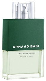 Armand Basi L'Eau Pour Homme Intense Vetiver 125ml EDT