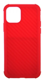 Roar Anti-Shock Armor Back Case For Apple iPhone 11 Pro Max Red