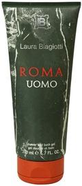 Dušas želeja Laura Biagiotti Roma Uomo, 200 ml
