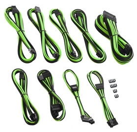 CableMod PRO ModMesh C-Series AXi/HXi/RM Cable Kit Black/Light Green