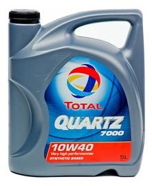Automobilio variklio tepalas Total Quartz 7000, 10W-40, 5 l