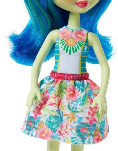 Кукла Mattel Enchantimals Frog GFN43