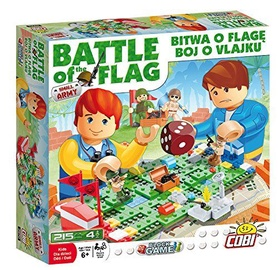 Cobi Small Army Battle Of The Flag 2970