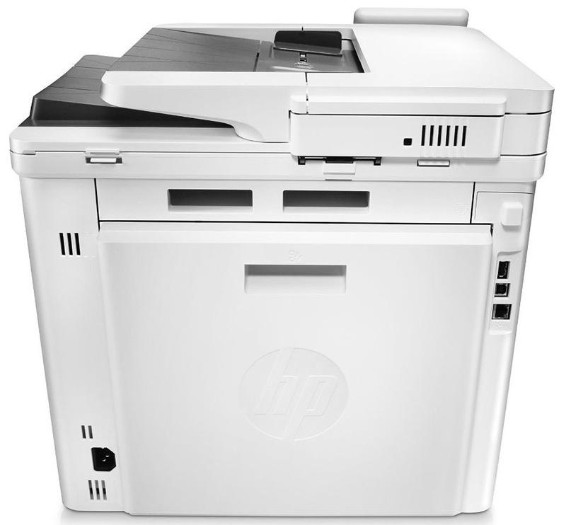Multifunktsionaalne printer HP MFP M477fnw, laseriga, värviline