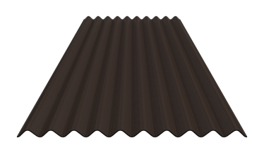 BITUMEN CORR SHEET K10 2X0.95 BROWN