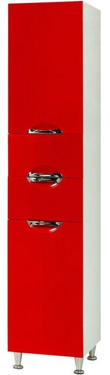 Sanservis Laura-40 Red 40x196.5x41cm