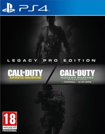 Call Of Duty: Infinite Warfare Legacy Pro Edition Incl. Season Pass PS4