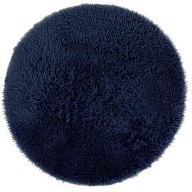 Paklājs AmeliaHome Karvag, zila, 200x200 cm