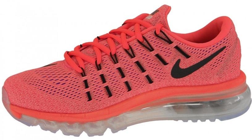 Nike Running Shoes Air Max 2016 806772-800 Orange 38.5