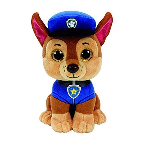 Žaislinis pliušinis šuo chase 15cm ty41208