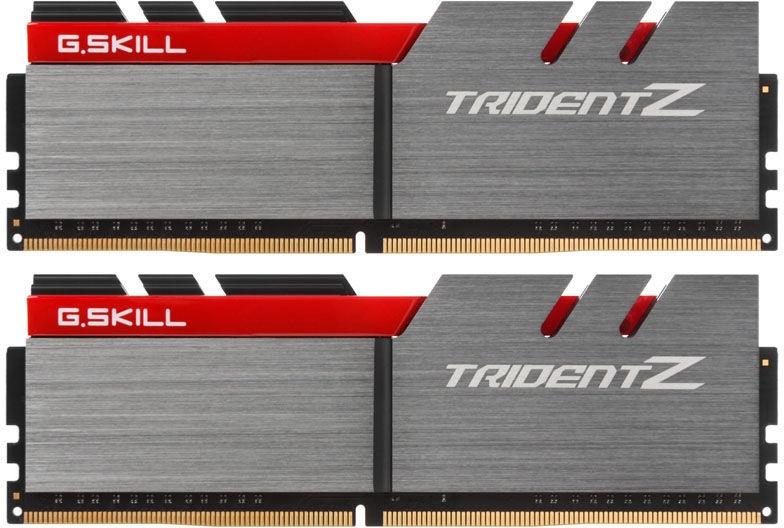 Operatīvā atmiņa (RAM) G.SKILL Trident Z F4-3200C15D-32GTZR DDR4 32 GB