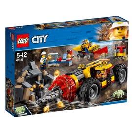 Konstruktorius LEGO City, Kalnakasių gręžimo įrenginys 60186