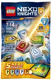 Lego Nexo Knights Combo Nexo Powers Wave I 70372