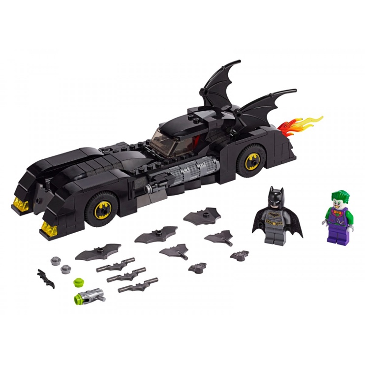 Lego Blocks Heroes  Batmobile: Pursuit of The Joker 76119