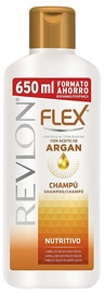 Šampūnas Revlon Flex Keratin Nourishing Argan Oil, 650 ml