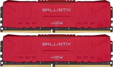 Operatīvā atmiņa (RAM) Crucial Ballistix Red BL2K16G32C16U4R DDR4 12 GB