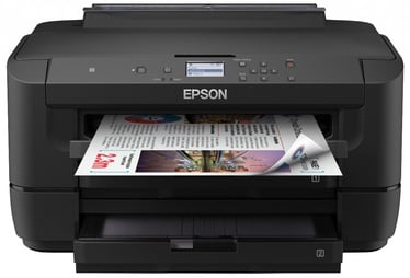Tintes printeris Epson WorkForce WF-7210DTW, krāsains