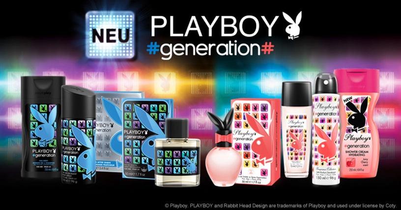 Playboy Generation For Him 250ml Shower Gel