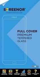 Защитная пленка на экран Screenor Premium Tempered Glass Full Cover Huawei P smart 2021