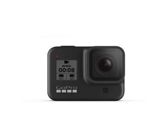 Seikluskaamera Gopro Hero 8 Holiday bundle 2019 Black