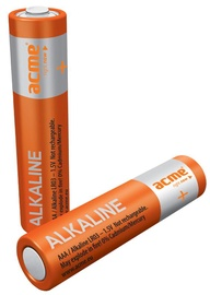 Acme Alkaline Batteries 6xAAA