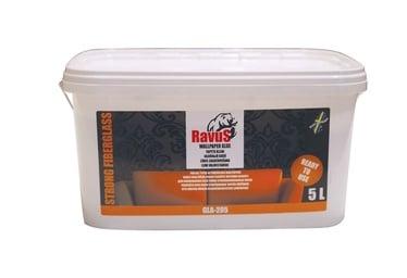 Tapetų klijai Ravus Strong fiberglass, 5 l