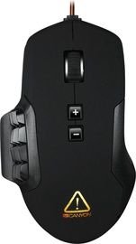 Canyon Despot Optical Gaming Mouse Black