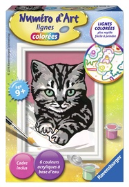 Ravensburger Painting By Numbers Kittens 295098
