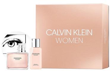 Calvin Klein WOMEN 100ml EDP + 100ml Body Lotion