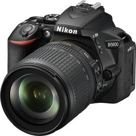 Nikon D5600 AF-S 18-105mm VR Kit Black