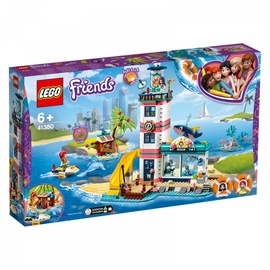 Конструктор Lego Friends Lighthouse Rescue Center 41380