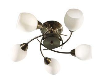 Griestu lampa Futura MX90962/5 E14, 5x60W