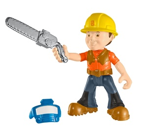 Žaislinė figūrėlė Fisher Price Bob The Builder Lumberjack Bob DHB07