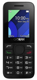 Alcatel 1054D Black Grey ENG