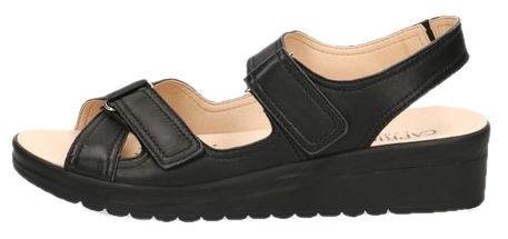 Caprice Sandals 9/9-28210/22 Black Nappa 41