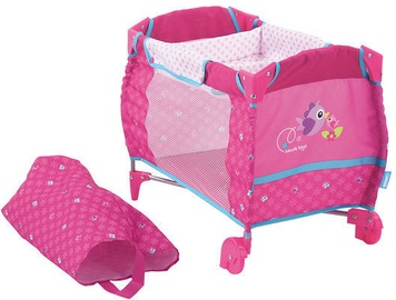 Hauck Birdie Baby Doll Travel Bed