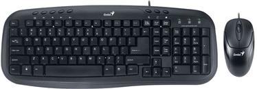 Genius KM-210 Keyboard + Mouse Black