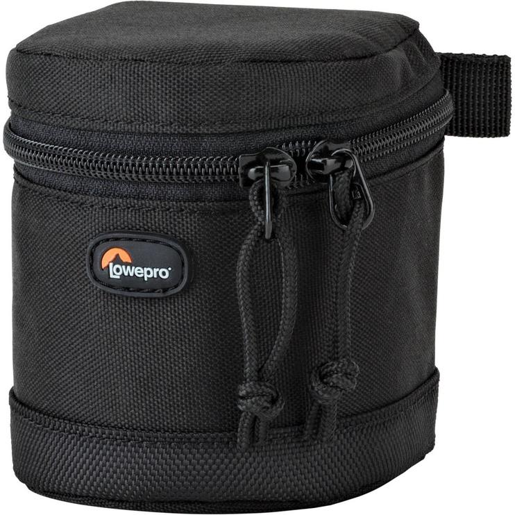 Lowepro Lens Case 7x8cm Black