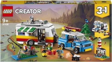 Конструктор LEGO® Creator Отпуск в доме на колесах 31108