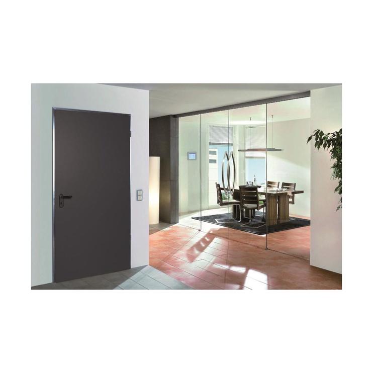 Дверь Hormann, антрацитовый, 200 см x 80 см x 5 см