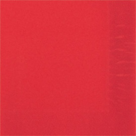 Susy Card Party Napkin Red 33 x 33 cm