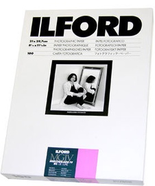 Ilord Multigrade IV Photographic Paper 1M Glossy 21x29.7cm 100pcs