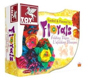 Toy Kraft Creating A Flower 39442