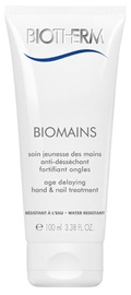 Rankų kremas Biotherm Biomains Hand And Nail Treatment, 100 ml