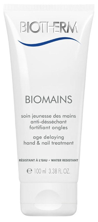 Biotherm Biomains Hand And Nail Treatment 100ml