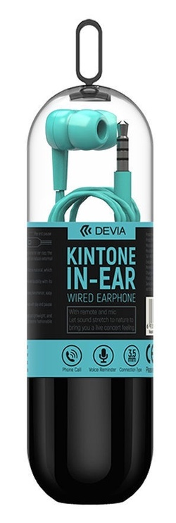 Devia Kintone Earphones Set 25pcs
