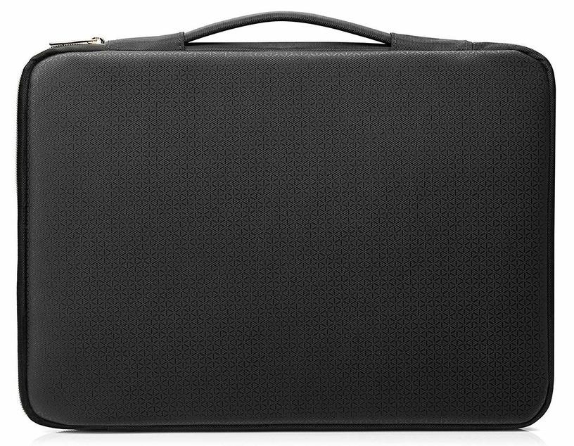 Сумка для ноутбука HP, золотой/черный, 17.3″