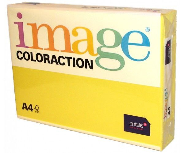 Antalis Image Coloraction A4 Yellow